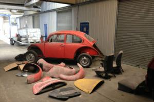 VW 1972 Beetle Barn Find Tax Exempt