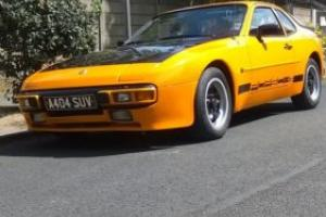 1983 PORSCHE 944 AUTO CURRENTLY IN PETERBOROUGH , WE MAY BRING IT TO LONDON Photo