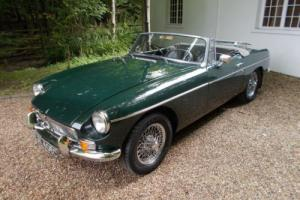 MGB Roadster Heritage Shell Rebuild Photo