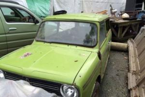 1980 AUSTIN MORRIS MINI CLUBMAN Estate for easy restoration -can deliver - Photo