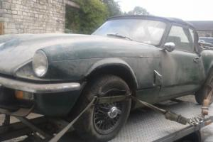 Triumph Spitfire GT6 BARN FIND Photo