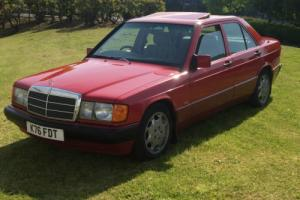 GENUINE & ORIGINAL MERCEDES 190e Auto 1.8