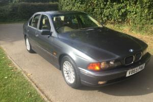 1999 BMW 523I SE AUTO -low miles s/history - Photo
