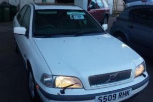 VOLVO S40 DIRECT INJECTION, White, Manual, Petrol, 1998 Photo