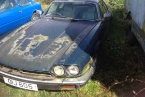 Jaguar XJS V12 HE Classic For spares or repairs Photo