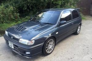 Nissan Sunny / pulsar GTI-R, Turbo 4wd, very low mileage,definate future classic