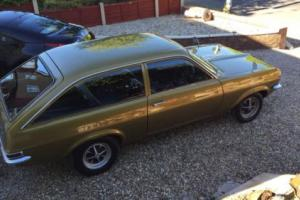 VAUXHALL VIVA 1256 GOLD Photo
