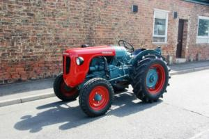 1955 Lamborghini DL25 Tractor Photo
