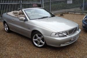 Volvo C70 20v LPT 2.0 Auto Convertible Silver 2001 (Y reg) Photo