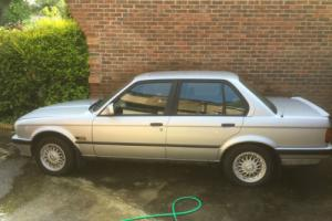 Bmw e30 318 i lux zero previous recorded keepers 1991 4 door manual 5 speed