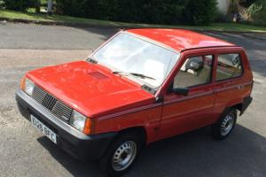 1988 FIAT PANDA 750 L 55k from new, MoT April 2017, no advisories, no reserve