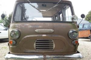 Austin J4 Morris Camper Van Day 1961 Bay Split Project Spares or Repair Photo