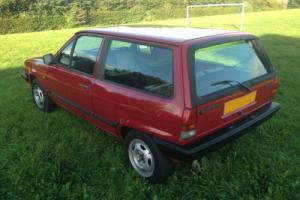 1989 Volkswagen Polo Mk2 Breadvan, Very low mileage, One owner!