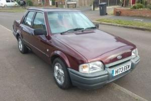 1991 Ford orion 1.6gl auto