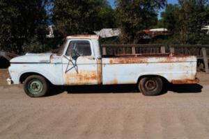 1961-1964 Ford F100