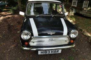 1990 rover mini Photo