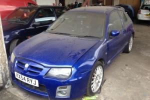 Rover mg zr 2.0 turbo diesel spares repair