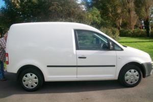 VW caddy 1.9 TDI 2009
