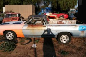 Classic Ford Ranchero Photo