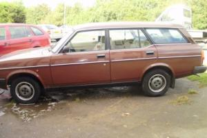 1980 Morris ital hls estate Photo