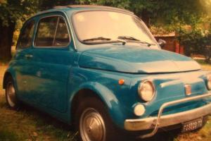 FIAT 500L, 1971 GREAT ORIGINAL CONDITIONS, RUNS&DRIVES BEAUTIFULLY