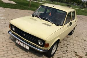 Zastava 101 (Fiat 128), from 1977, great original condition, No Reserve! Photo