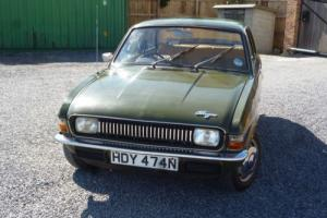 Austin Allegro 1300 Super Massive History Ziebart From New Mot'd Tax Exempt