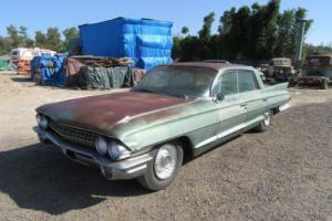 Cadillac 1962 Fleetwood Series 62 Photo