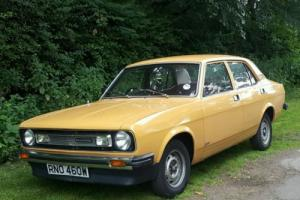 1980 Morris Marina 1700L Saloon Photo