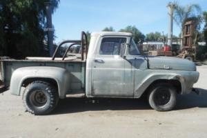 Ford 1959 F-100 Photo