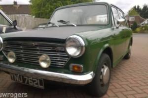 AUSTIN 1300 MOTED SPARES OR REPAIR TAX EXEMPT CLASSIC Photo