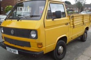 VW T25 PICK UP,TRANSPORTER,VAN Photo