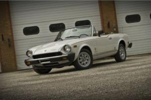 1982 Fiat Other spider turbo