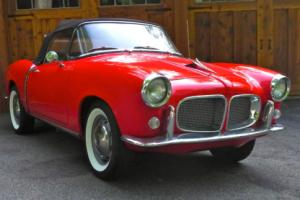 1958 Fiat 1200 TV for Sale