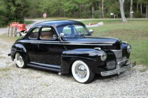 1941 Ford Super Deluxe Deluxe
