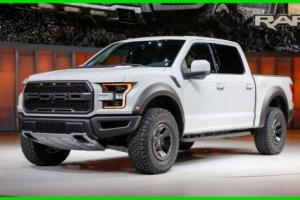 1980 Ford F-150 2017 Ford F-150 Raptor Crew Cab Oxford White 17