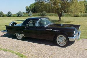 1957 Ford Thunderbird T- Bird
