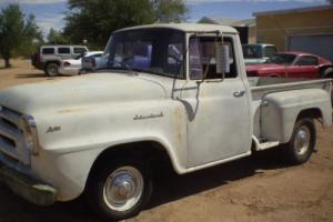 1959 International Harvester A100
