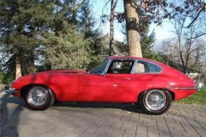 1967 Jaguar E-Type E-Type Photo
