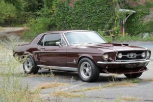 1967 Ford Mustang Coupe Photo