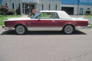 1982 Lincoln Mark Series Bill Blass Edition