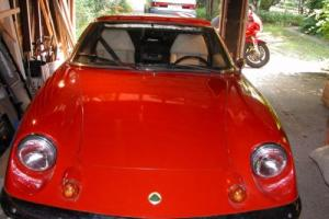 1972 Lotus Other S2