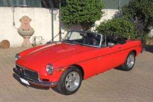 1977 MG MGB ROADSTER Photo