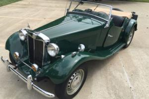 1952 MG T-Series Photo