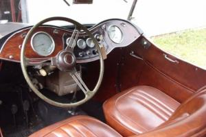 1949 MG YT Photo