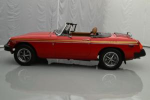 1978 MG Cn Mark III MGB