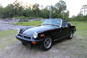 1975 MG Midget MK IV Convertible 77+ Pics FREE SHIPPING Photo