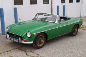 1970 MG MGB Roadster Sport GT MG MGB MGA Midget Photo