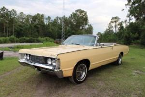 1968 Mercury Monterey Convertible (Video Inside) 77+ Pics FREE SHIPPING Photo