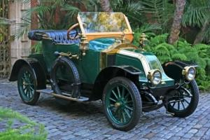 1911 Renault AX Roadster AX Roadster